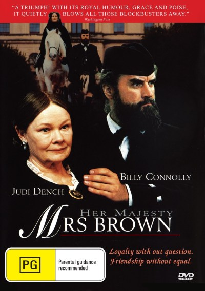 Her Majesty Mrs. Brown