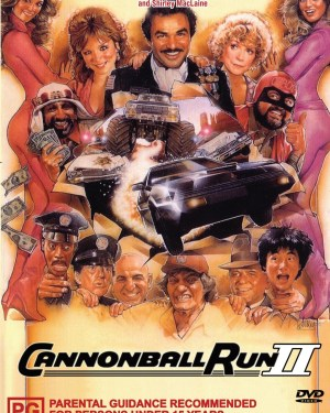 Cannonball Run II Rare & Collectible DVDs & Movies