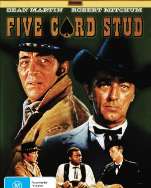 5 Card Stud Rare & Collectible DVDs & Movies