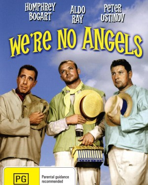 We're No Angels Rare & Collectible DVDs & Movies