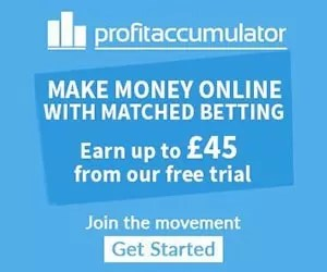Make money via matched betting