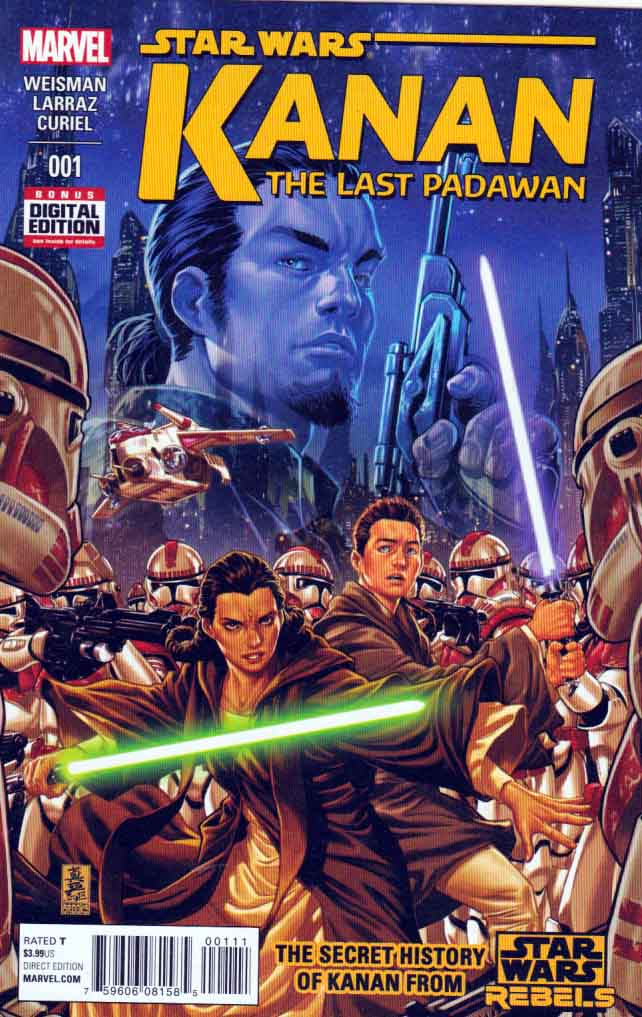 Image result for star wars kanan the last padawan