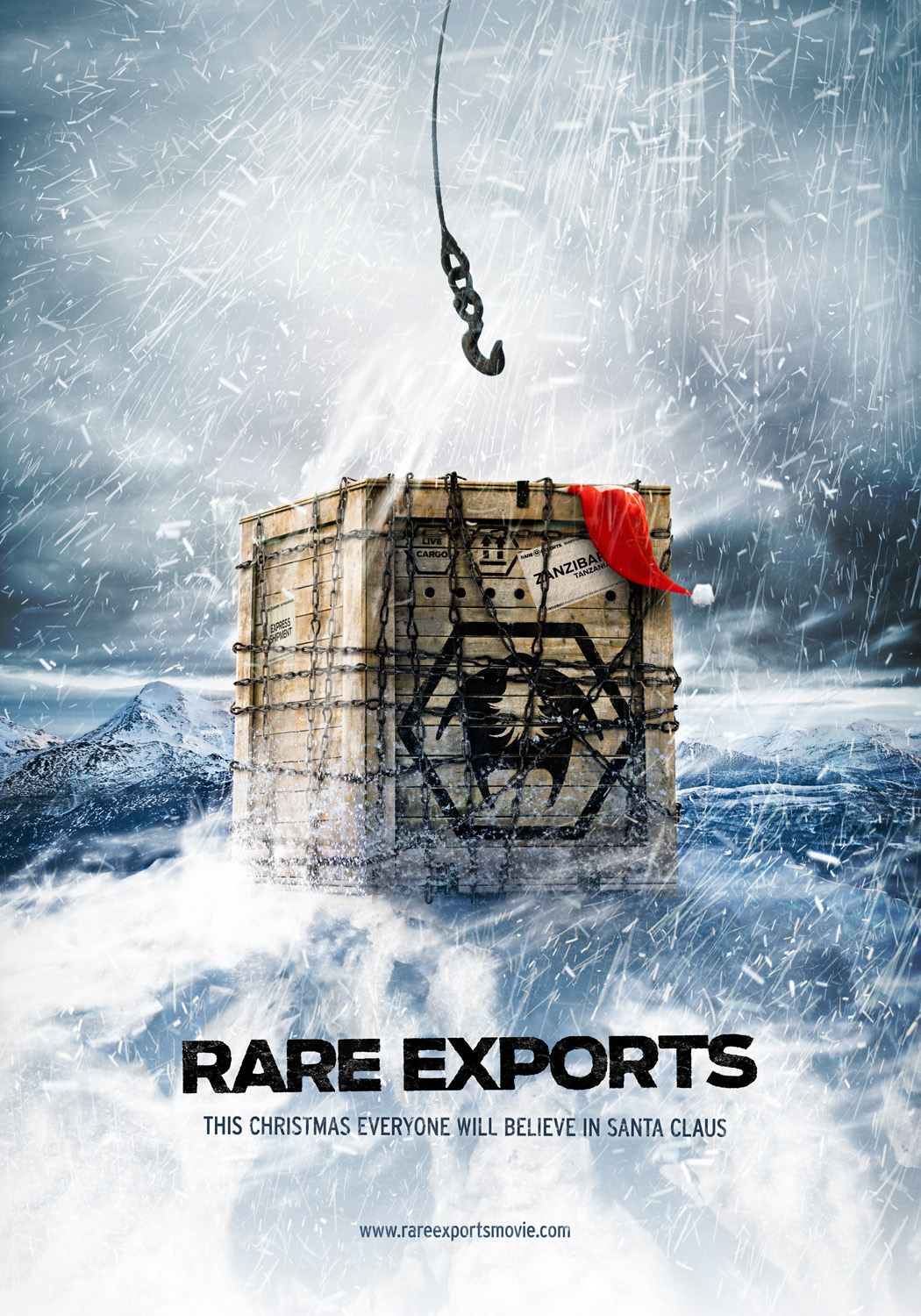 Image result for rare exports poster