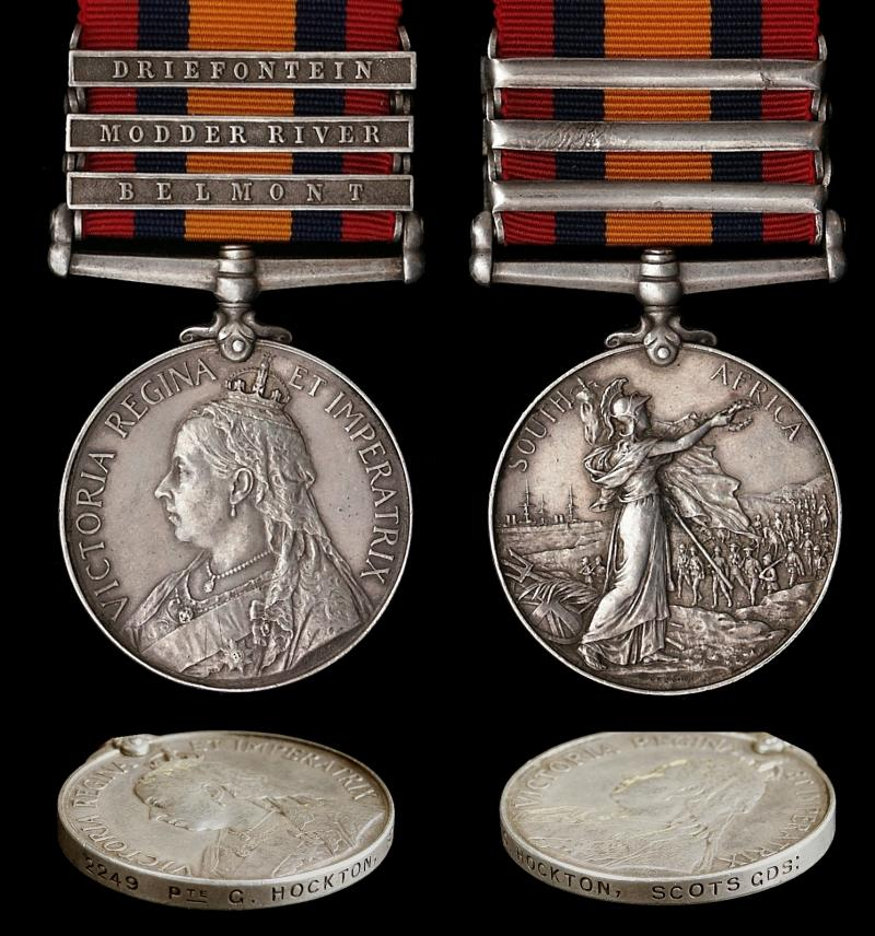 Valuable And Rare Medals Of The Second Anglo Boer War