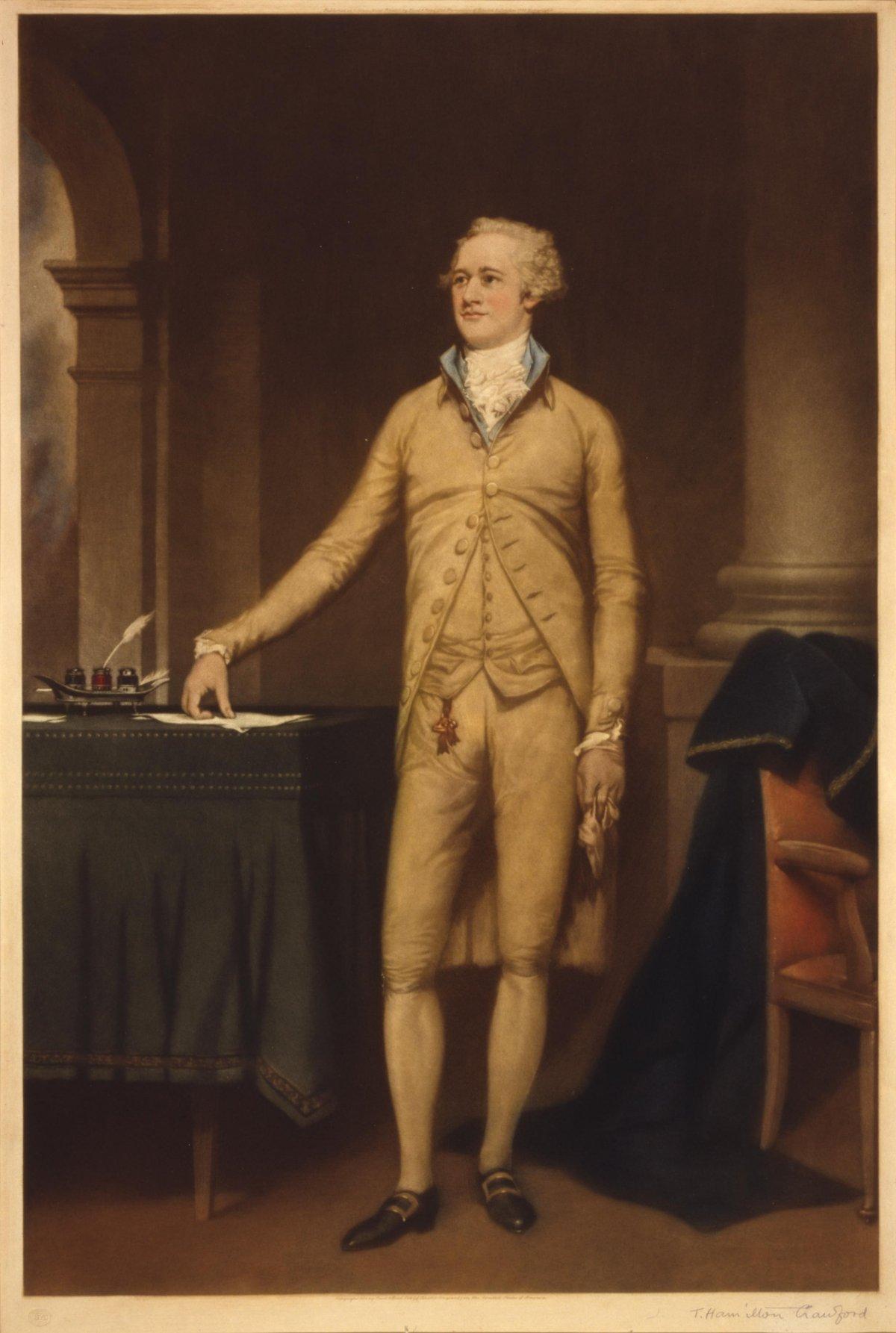 Alexander Hamilton And Thomas Jefferson Comparison Essay