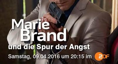Marie Brand und die Spur der Angst @ Rarehouse
