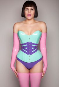 Designs by Lady Lucie Latex
