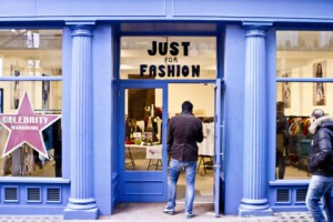 "EJF ""Just...For Fashion"" pop-up boutique"