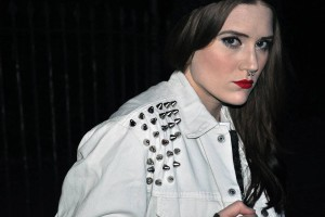 Studded jacket by View From The Moon