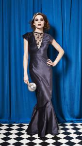 """Folie A Deux """"Starlet"""" dress in grey"""