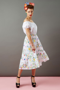 Tara Starlet Sophia Huerta dress