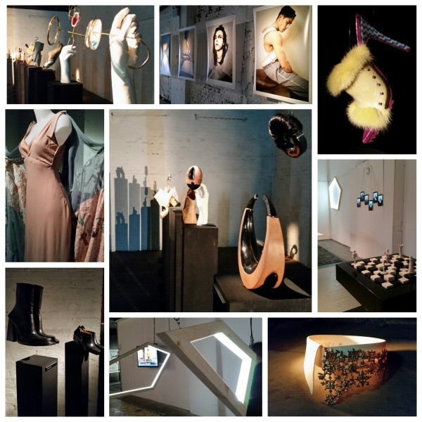 Shots taken by lipsticklori at the #LCFBA15 exhibition