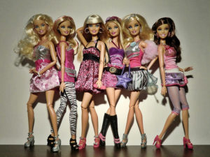 Fashionista Barbies, photographed by lil'_wiz