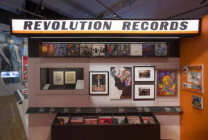 Installation image from You Say You Want a Revolution. Image � Victoria and Albert Museum