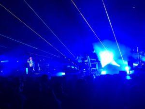 Pet Shop Boys at the 2017 Henley Festival