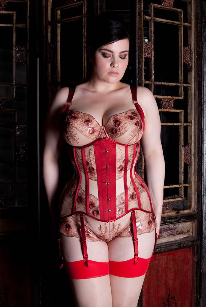 Juliette Corset by Harlow & Fox SS18