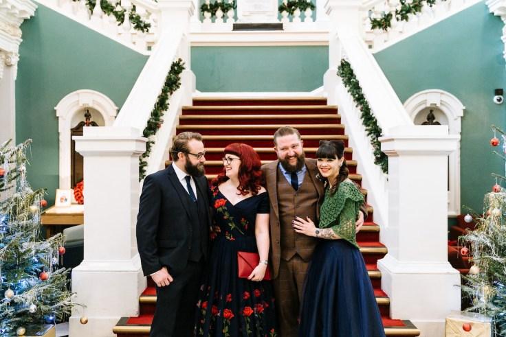 Lori & Jon's wedding, photographed by Nick Tucker