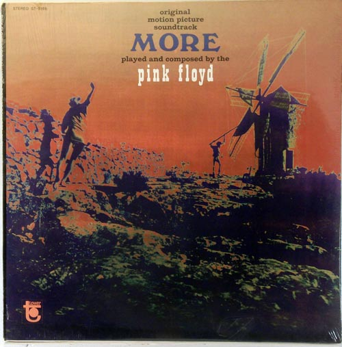 pink floyd albums - more on tower