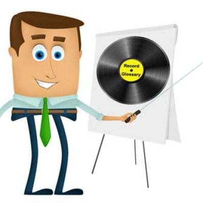record collecting glossary