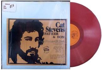 cat stevens - father & son tmoq LP