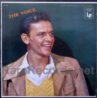 frank sinatra- the voice columbia lp