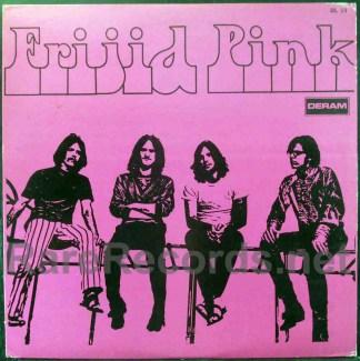 frijid pink - frijid pink japan lp