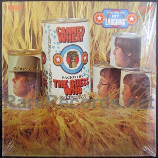 guess who - canned wheat