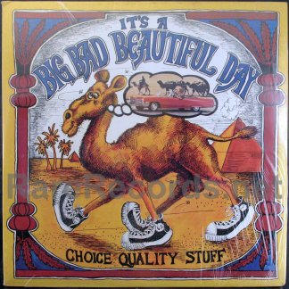 it's a beautiful day - choice quality stuff u.s. lp