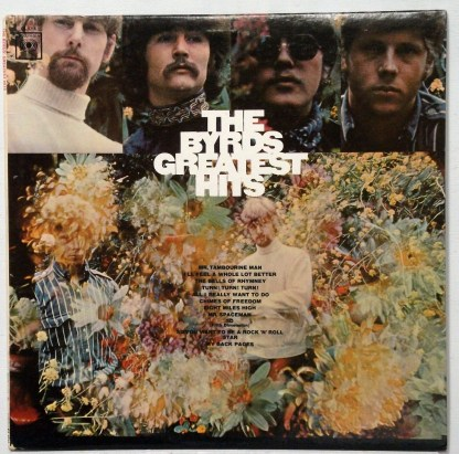 Byrds - Greatest Hits sealed original 1967 mono and stereo LPs
