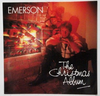 Keith Emerson - The Christmas Album 1988 UK LP
