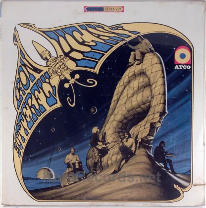 Iron Butterfly - Heavy sealed 1968 stereo LP