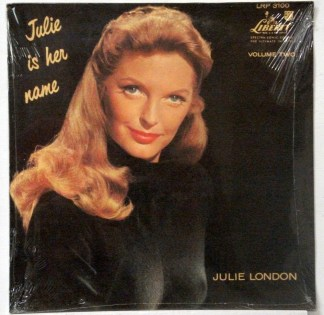 Julie London - Julie is Her Name Volume II sealed France reissue LP