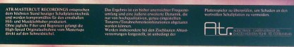 Kate Bush - Lionheart rare German ATR audiophile LP