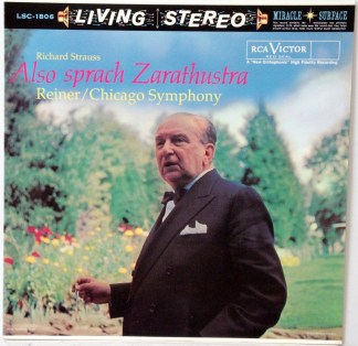 Reiner/CSO - Also Sprach Zarathustra Classic Records 180 gram LP