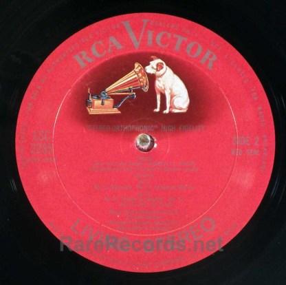 Fistoulari/RHO - Walton Facade RCA Canada Living Stereo LP 2s
