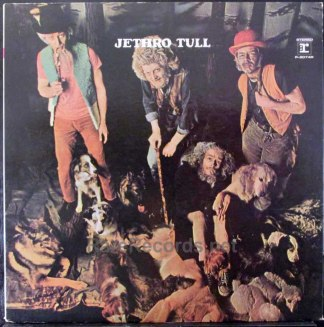 jethro tull - this was japan lp
