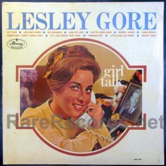 lesley gore - girl talk uk mono lp