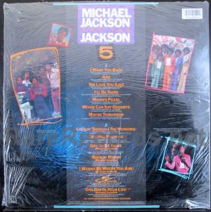 michael jackson - 14 greatest hits picture disc LP