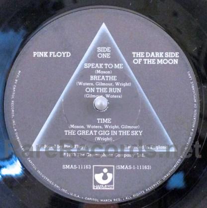 pink floyd - dark side of the moon u.s. lp