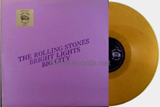 rolling stones - bright lights big city tmoq lp