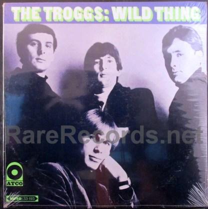 troggs - wild thing u.s. atco lp