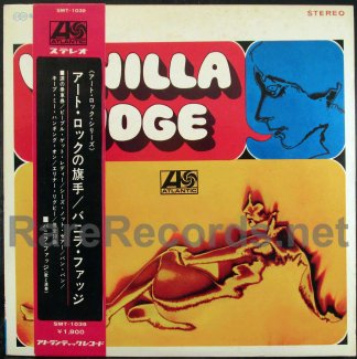 vanilla fudge - vanilla fudge japan lp