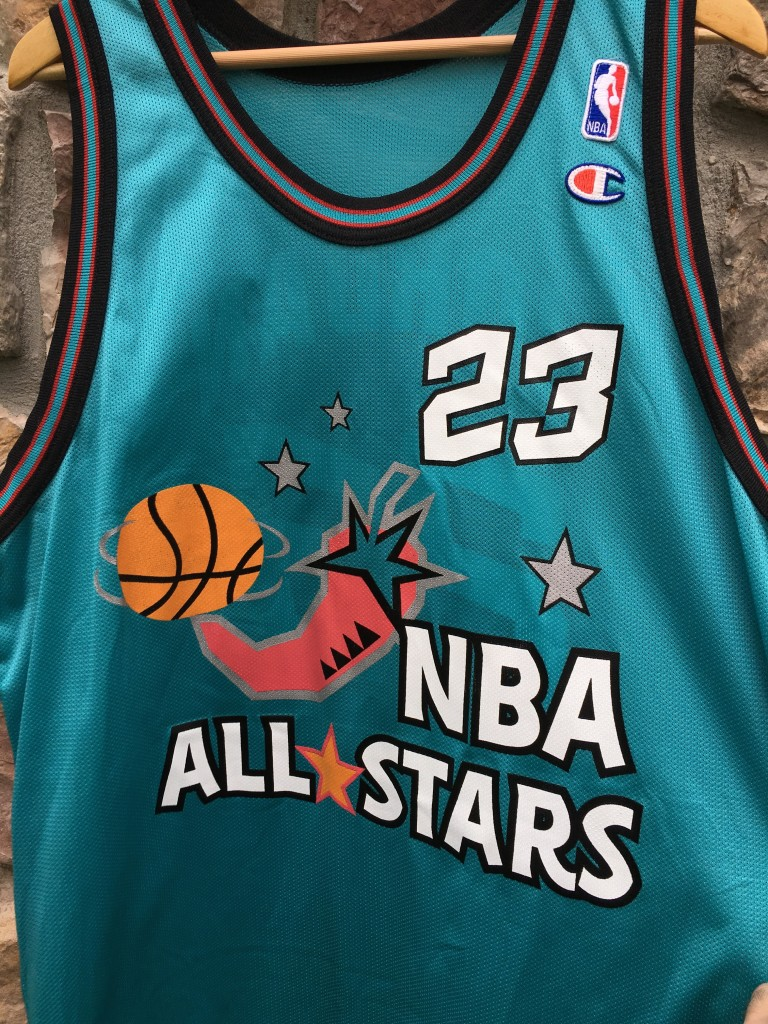 1996 Michael Jordan Eastern Conference NBA All Star
