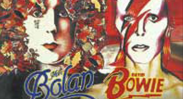 MARC BOLAN & DYLAN BOWIE * a Tribute To The Madman