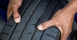 vérification pneus