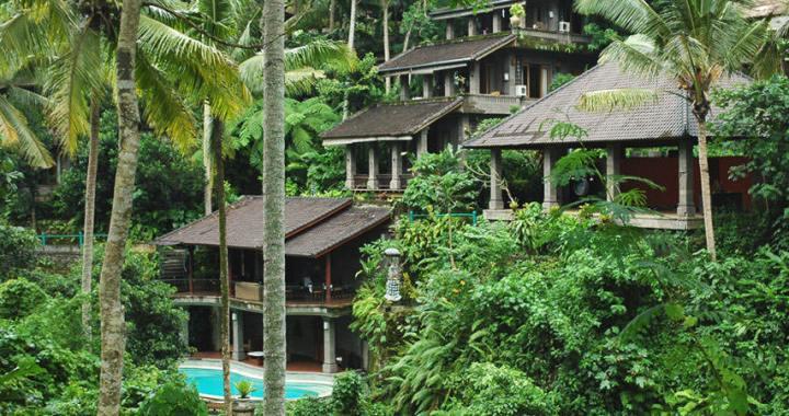 Yoga à Bali