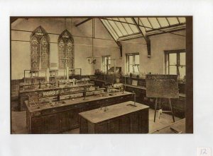 De Aston School  post 1905 Chemical Laboratory
