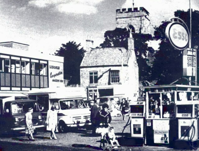 Co-op in the Market Place circa 1960