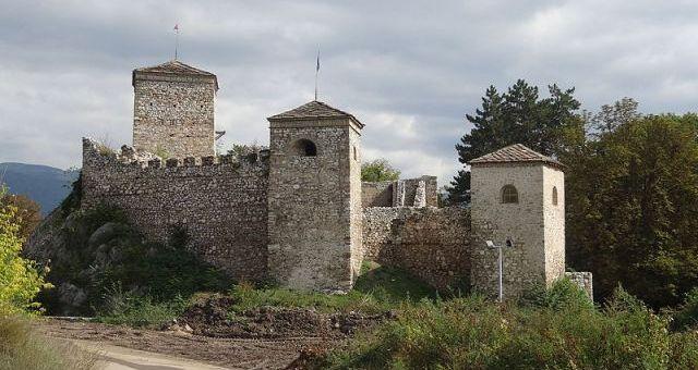 Пиротски град