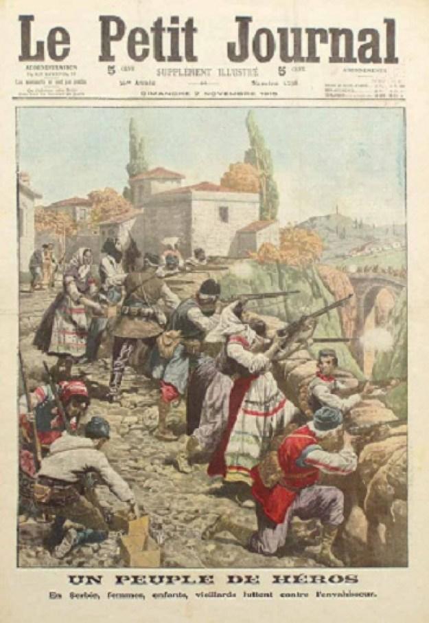 ВЕЛИКЕ СРПСКЕ РАТНИЦЕ: Храбре жене које су се бориле за Србију и Српство 2